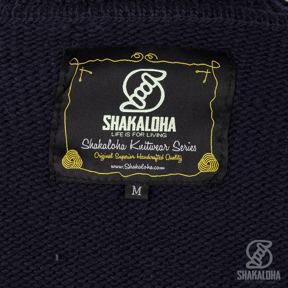 Shakaloha W Highneck Navy