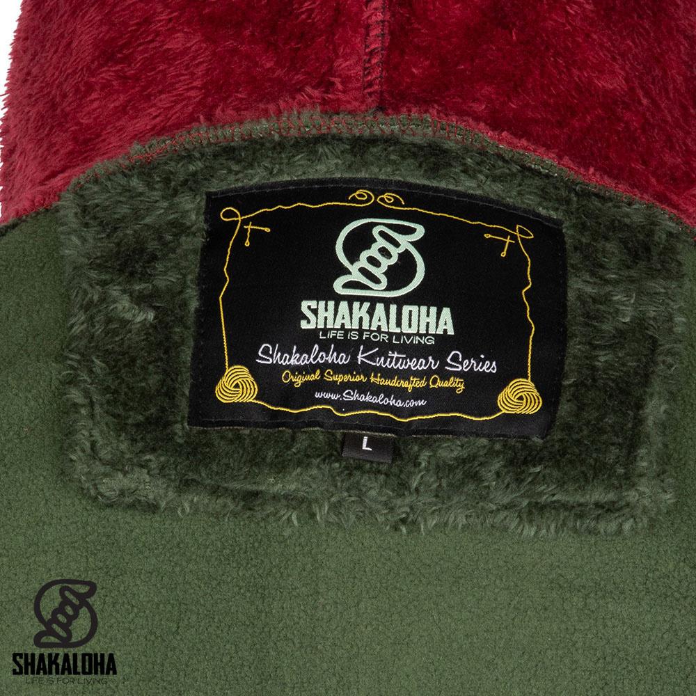 Shakaloha M Throttle Green