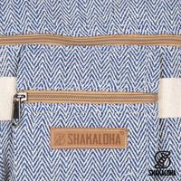 Shakaloha Folder Bag Mini Navy