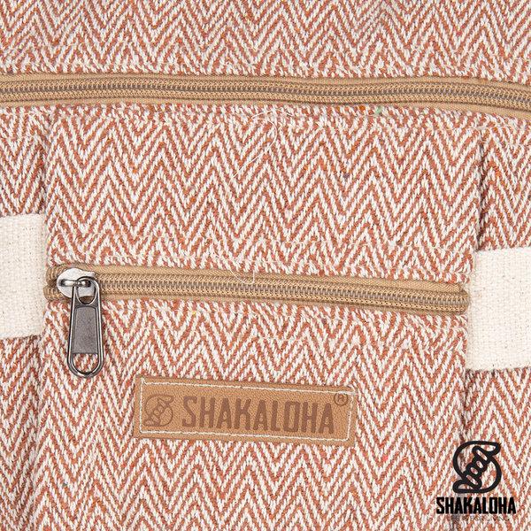 Shakaloha Folder Bag Mini LBrown