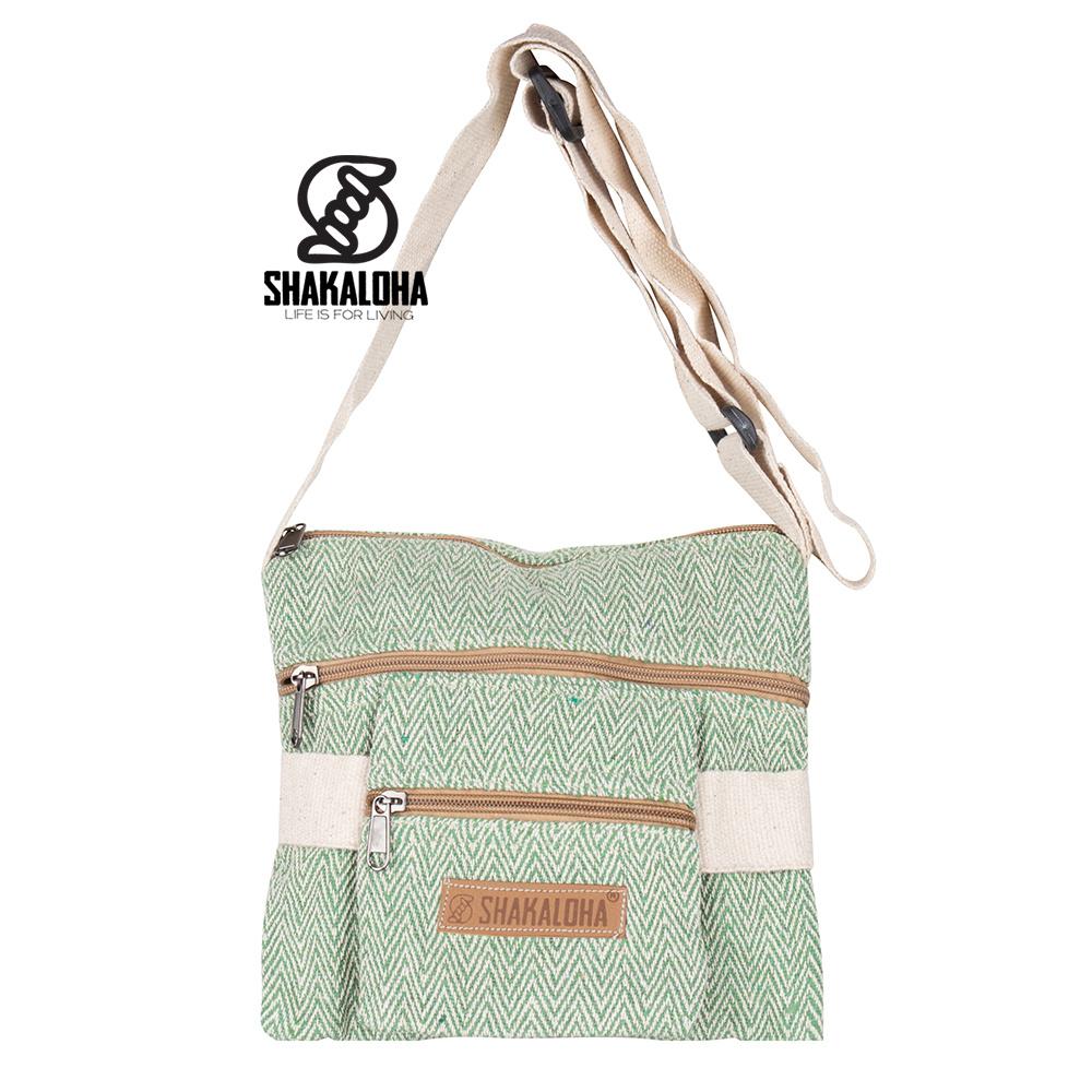 Shakaloha Folder Bag Mini Green