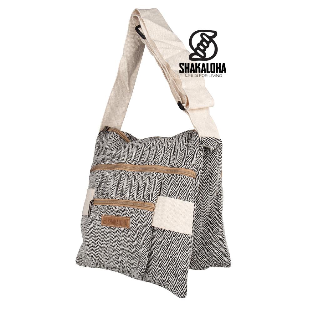 Shakaloha Folder Bag Maxi Black