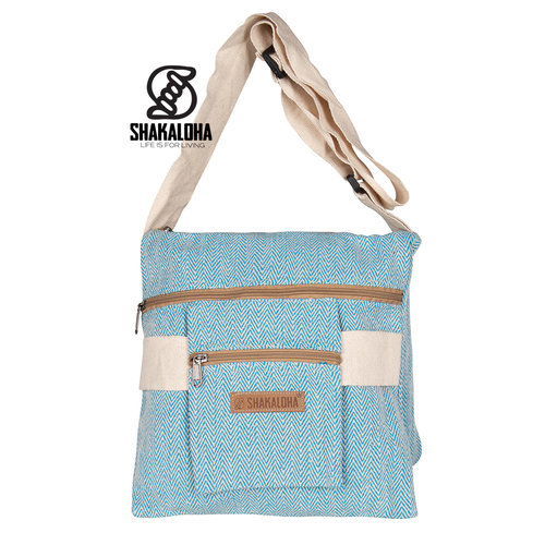 Shakaloha Folder Bag Maxi Blue