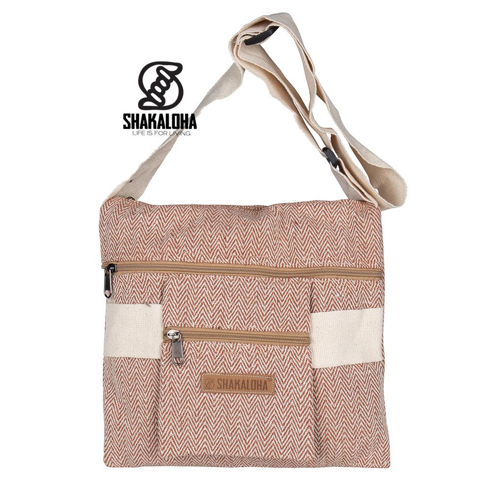 Shakaloha Folder Bag Maxi LBrown