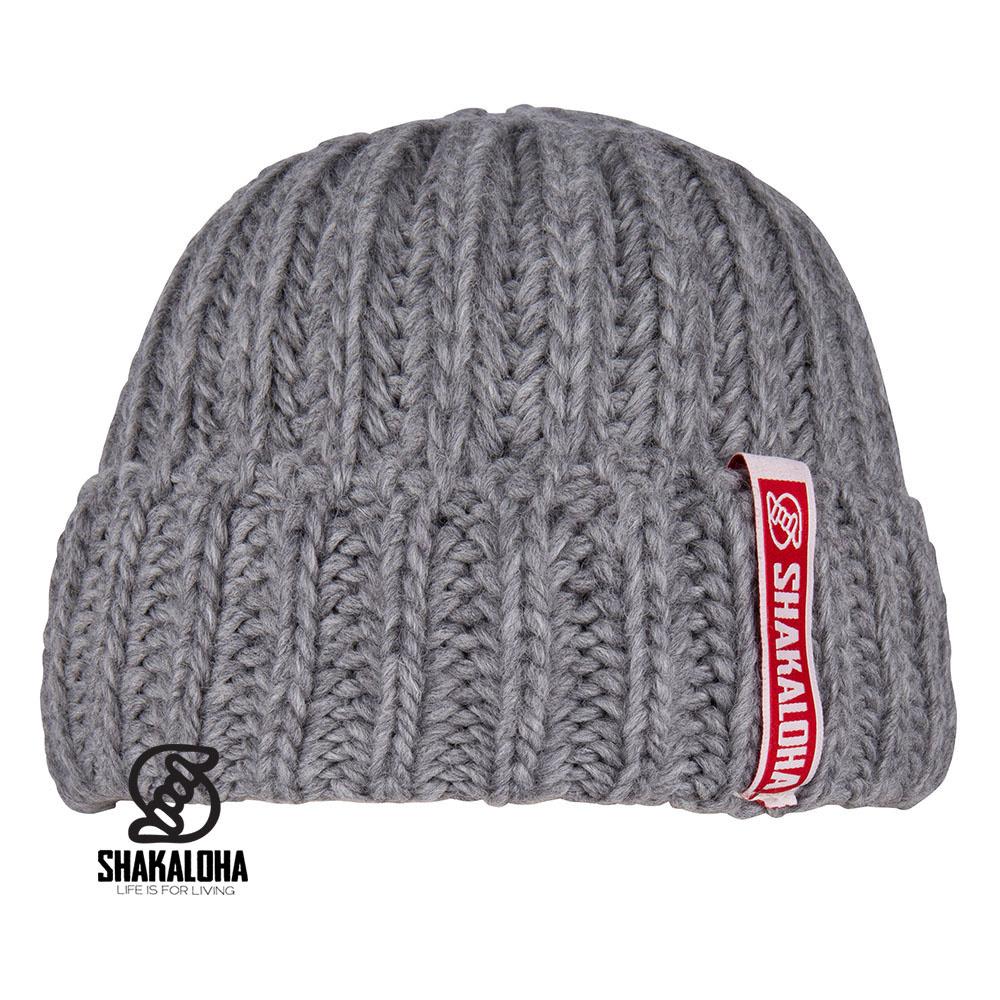 Shakaloha Bonnet Barros Mrn Grey