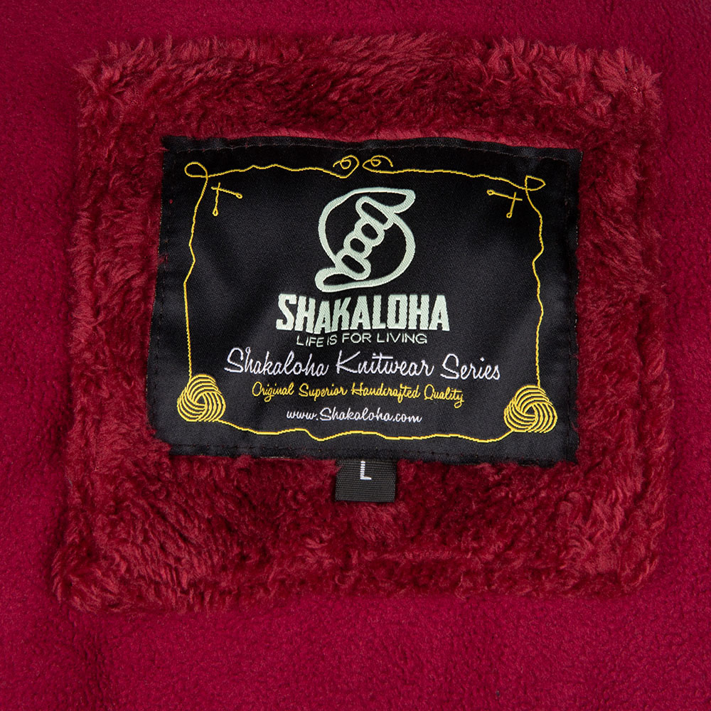 Shakaloha M Triumph  Red