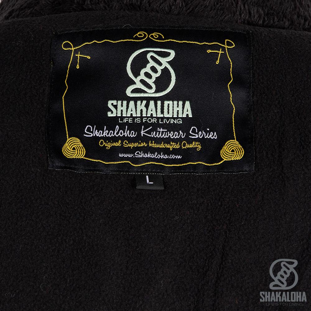Shakaloha M Haddock Black