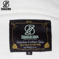 Shakaloha Shakaloha Veste en Laine Tricoté Chuck Ziphood Crème beige avec Doublure en polaire et Capuche détachable - Hommes - Uni - Fabriqué à la main au Népal en laine de mouton