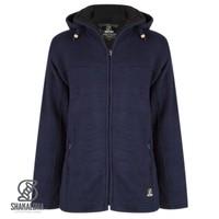 Shakaloha Navigator Navy Marine Lined Wool Jacket