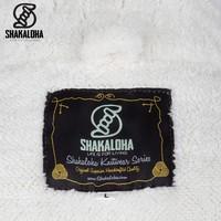 Shakaloha Shakaloha Gebreid Wollen Vest Bodhi Beige Crème met Teddy Fleece Voering en Afneembare Capuchon - Man/Uni - Handgemaakt in Nepal van Schapenwol