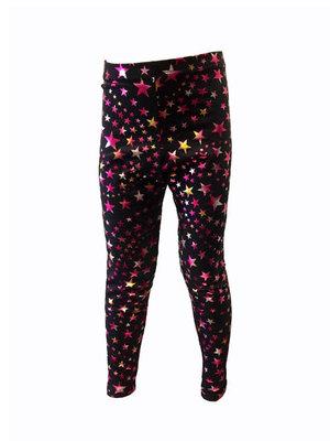 Pizzazz Superstar legging roze 110\116