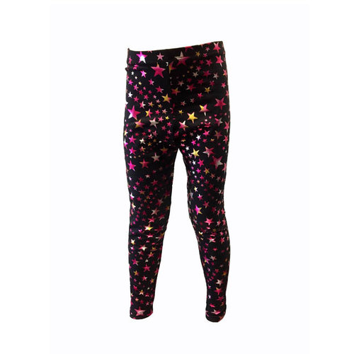 Pizzazz Superstar legging roze
