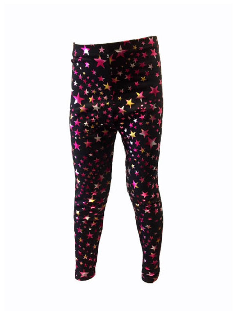 Pizzazz Superstar legging roze