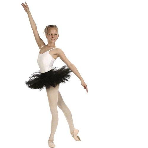 Sansha zwarte tutu ballet 5 lagen