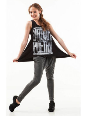 Skazz Urban Dance top zwart