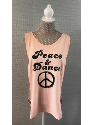 Skazz Danstop Peace en Dance Roze