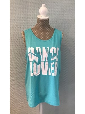 Skazz Danstop Dance Lover blauw