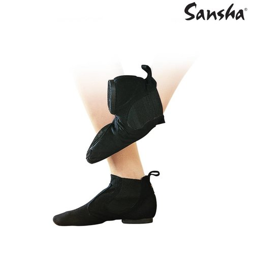 Sansha Jazz boot canvas lido jazzschoen