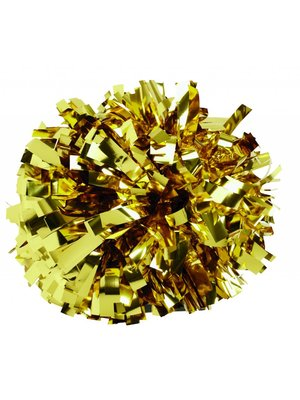 Cheerleader poms CHEERDANCE (set van 2) Metallic
