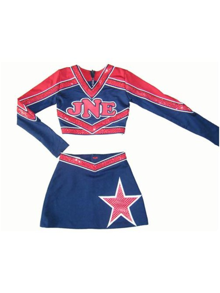 Cheerleader Uniform College