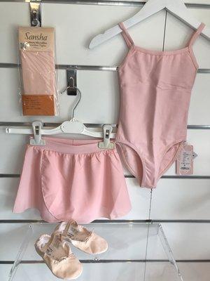 Ballet start pakket roze