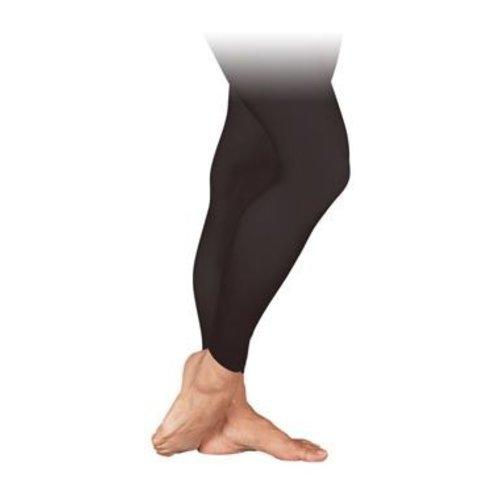 Sansha Zwarte Kinder ballet panty zonder voet