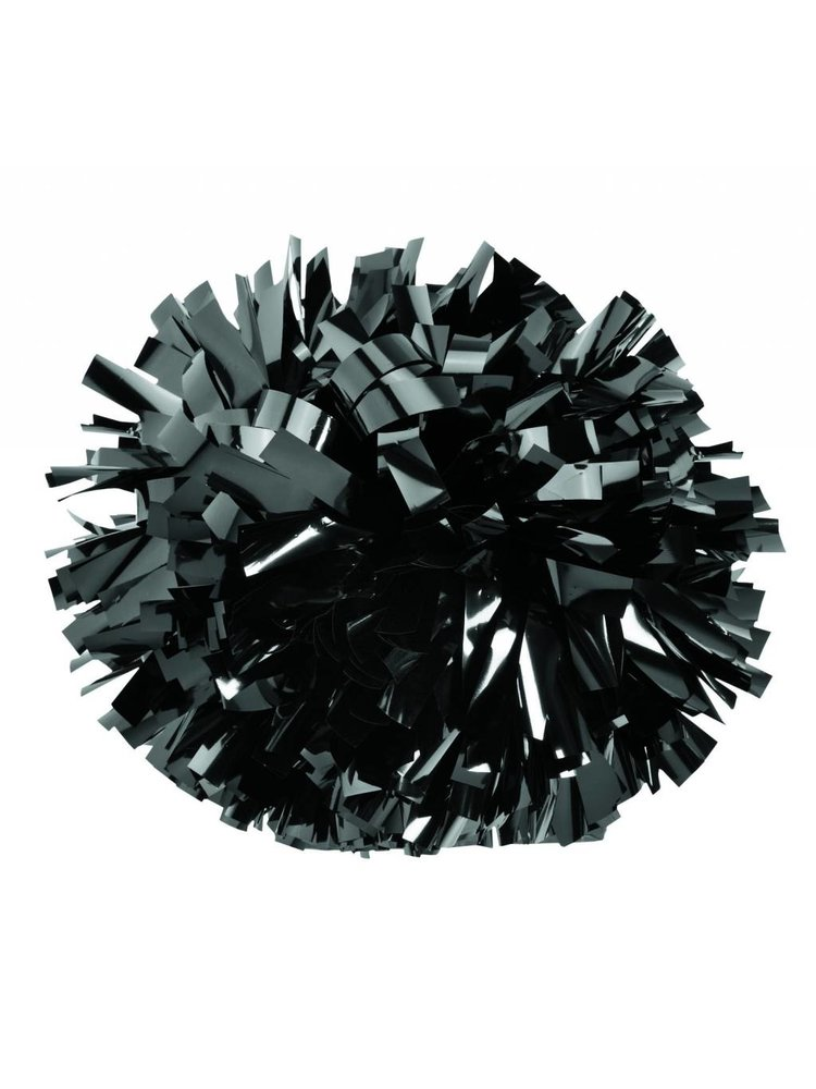 Cheerleader poms (set van 2) Metallic