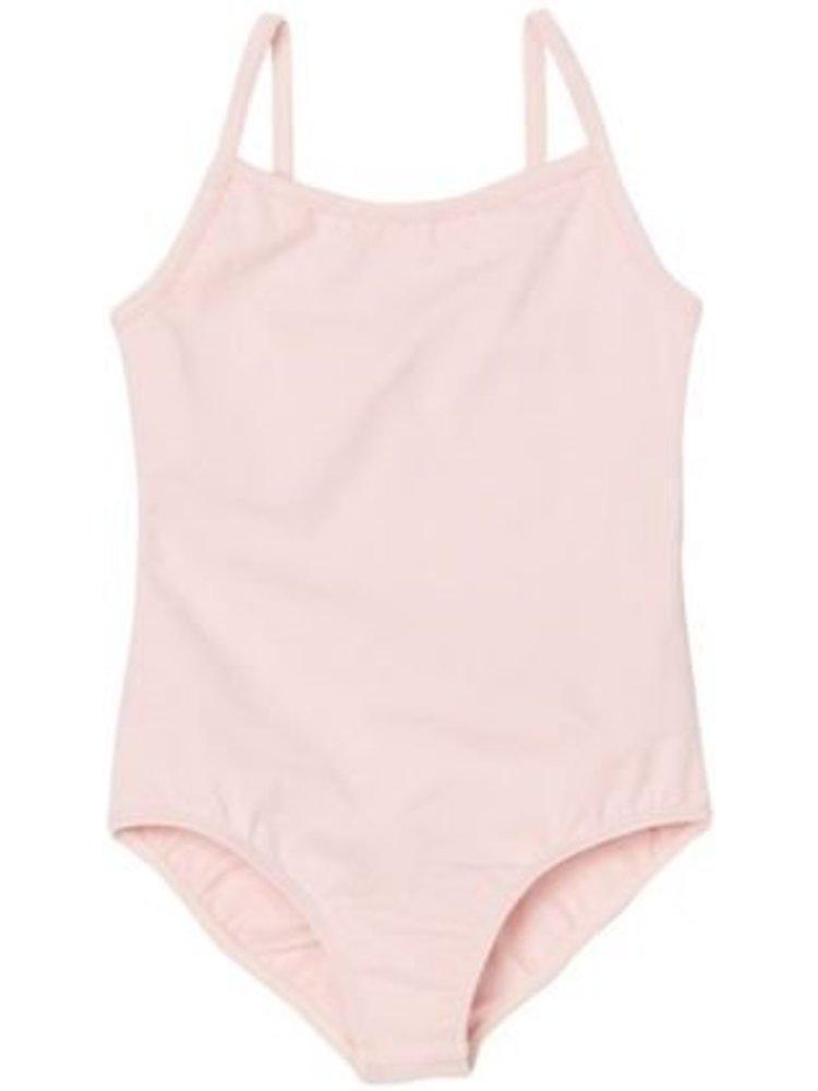 Sansha Signature Balletpakje kinder spaghettibandjes Stacie licht roze