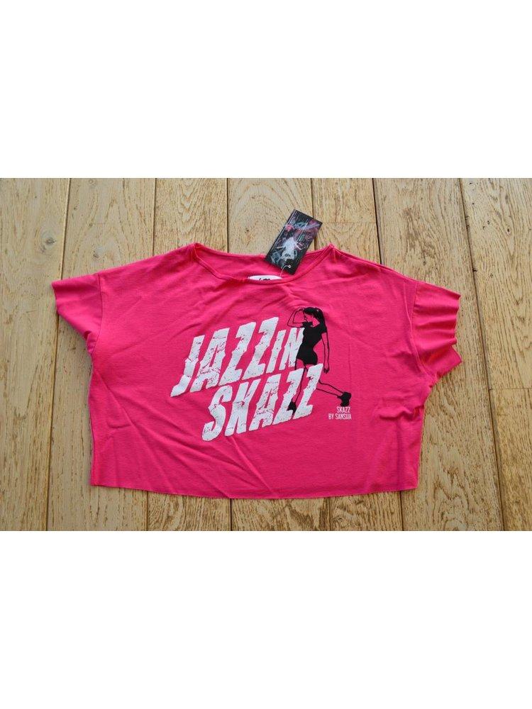 Skazz Kinder danstop hiphop roze