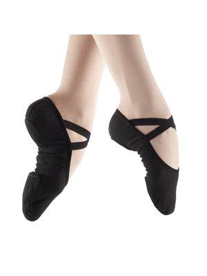 So Danca Balletschoen voor smalle voet zwart