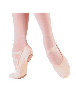 So Danca Balletschoen normale/smalle voet WIT