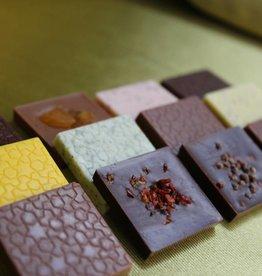 Moorse collectie chocolade schelletjes
