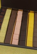 Gift box large - Moorish collection flat chocolate