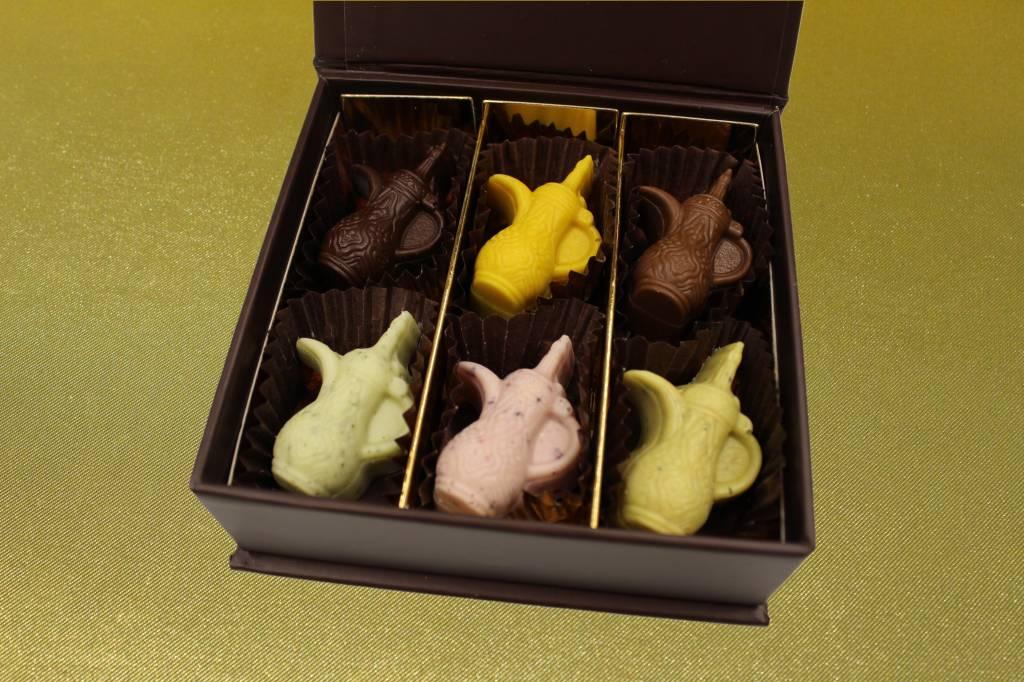 Gift box small - Moorish collection dallah