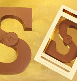 Chocolate Letter Milk