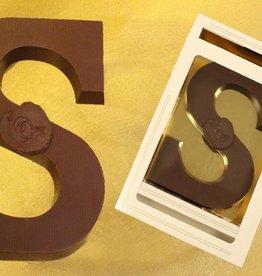 Chocolate Letter Dark
