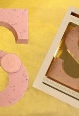 Chocolate Letter Moorish