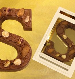 Chocolate Letter Nuts