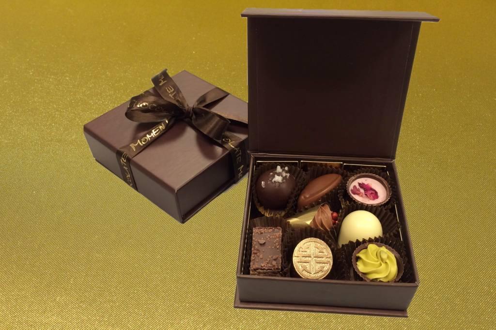Geschenkdoos klein - gemengde bonbons
