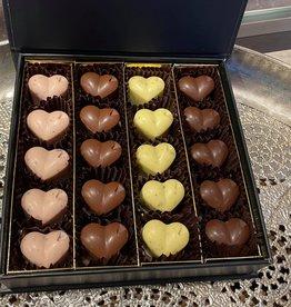Luxe Valentijn geschenkdoos