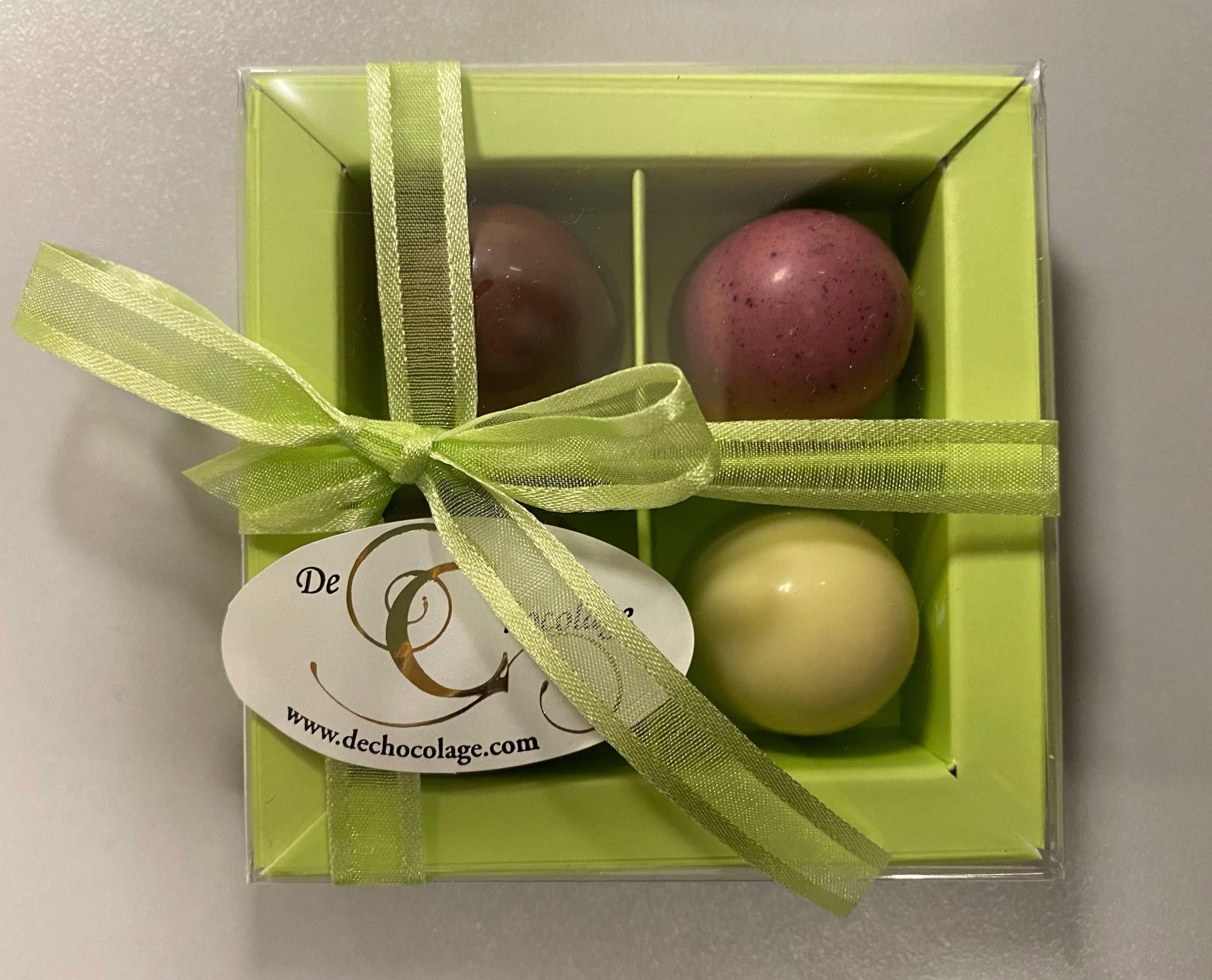 Easter box 4 pieces