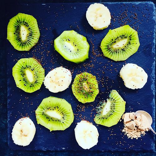 GREEN SMOOTHIE MIT KIWI