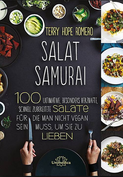 SALAT SAMURAI - Terry Hope Romero