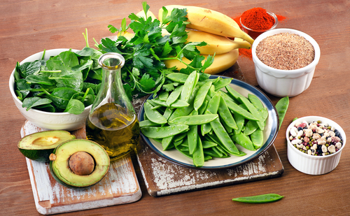 Vitamin K ist in vielen Lebensmitteln zu finden