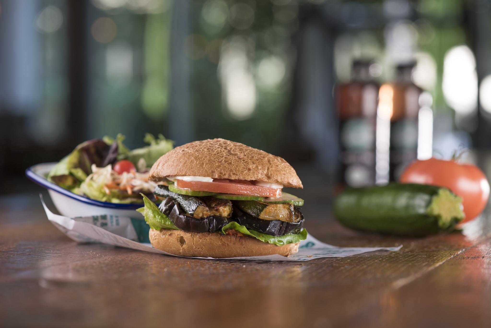 The Butcher Vegi-Burger