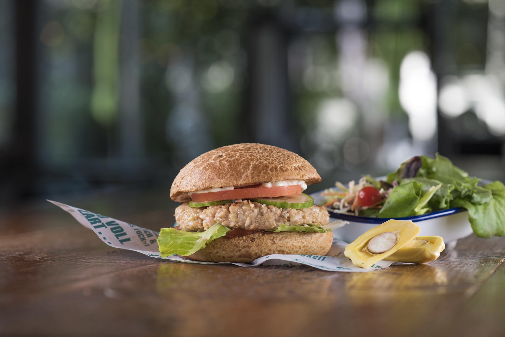 The Butcher Burger Kernenmix