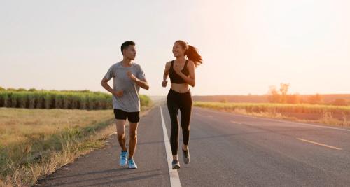 Immunsystem stärken mit Joggen