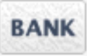 Bank Logo Überweisung
