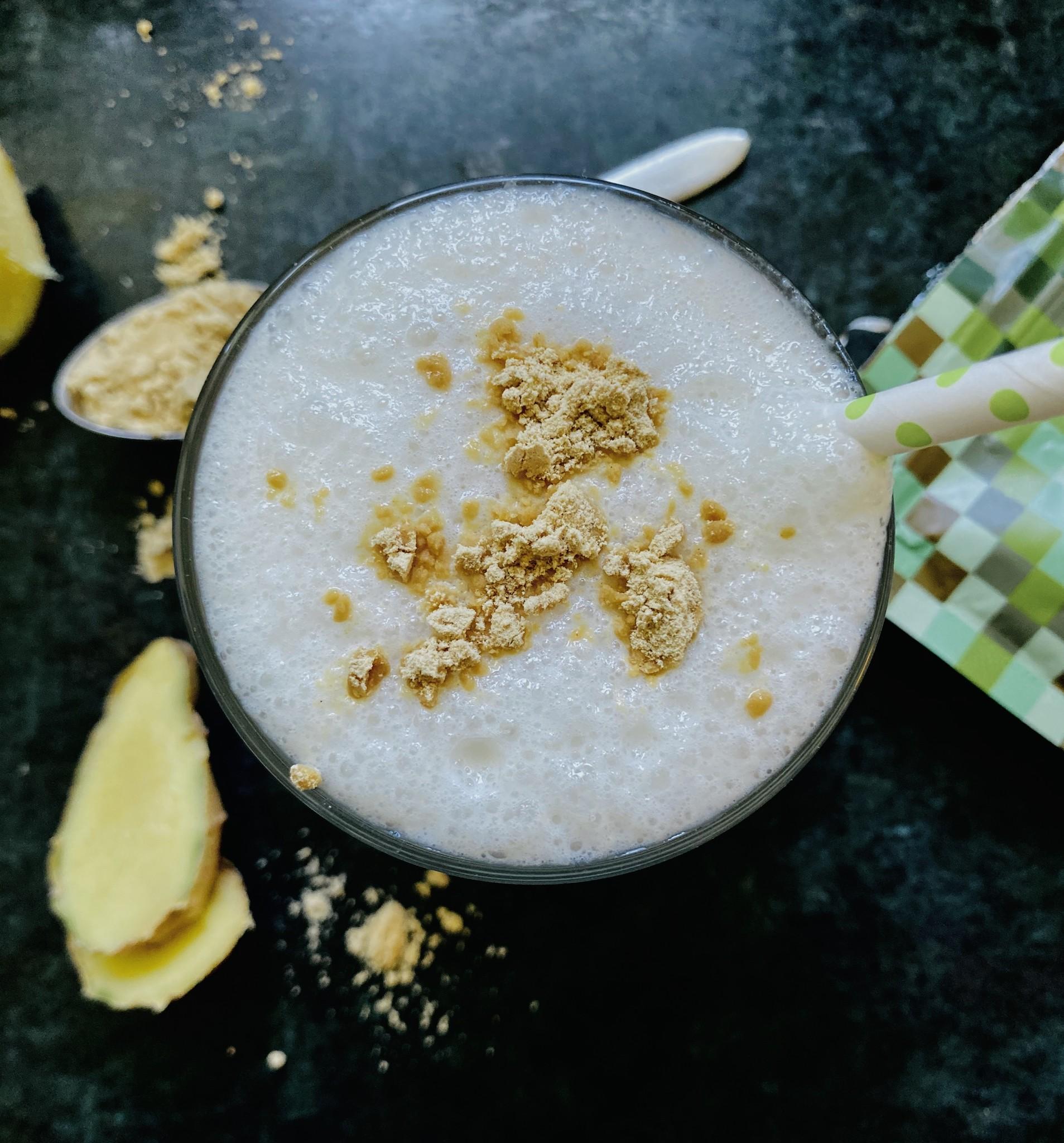 Protein-Smoothie mit Sacha Inchi