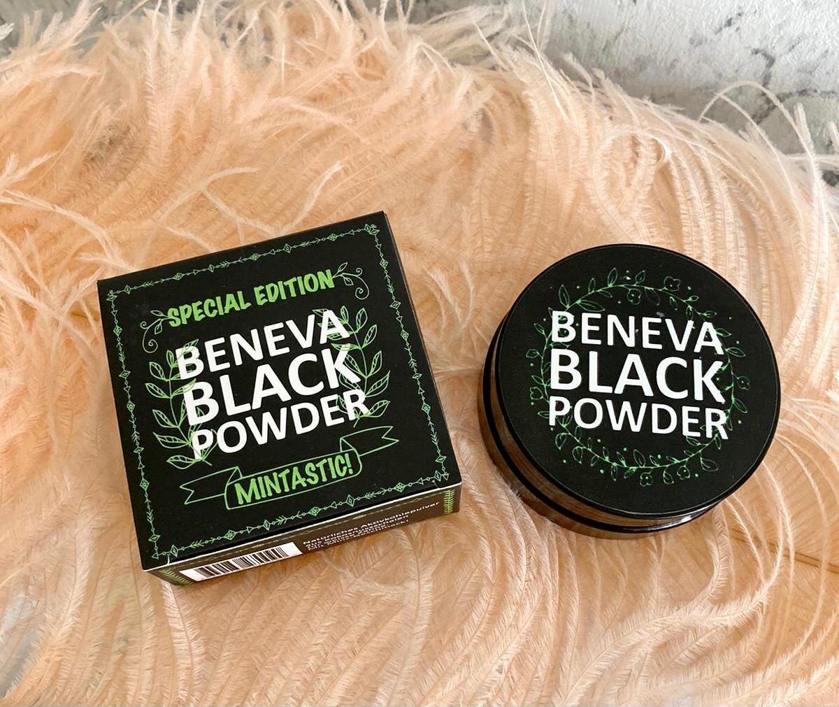 Black Powder Beneva Black